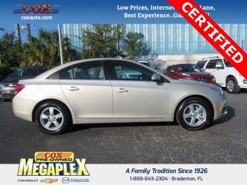 Used Chevrolet Cruze Limited 1LT