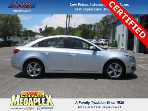 Used Chevrolet Cruze Limited 2LT