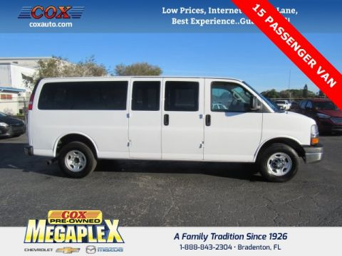 Used Chevrolet Express 3500 LT