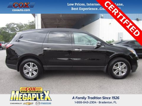 Used Chevrolet Traverse 2LT