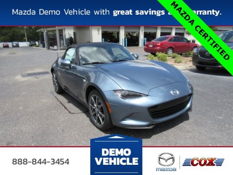 Certified Used Mazda Miata Grand Touring