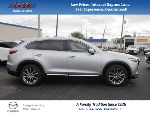 New Mazda CX-9 Grand Touring