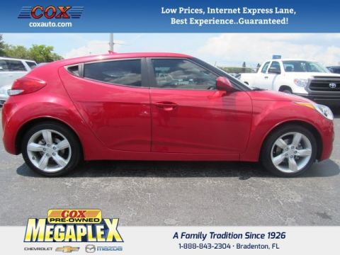 Used Hyundai Veloster Base