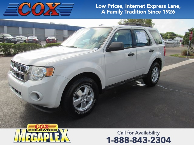 Pre-Owned 2010 Ford Escape XLS