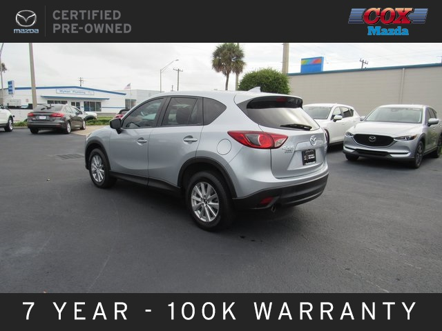 Certified Pre-Owned 2016 Mazda CX-5 Touring