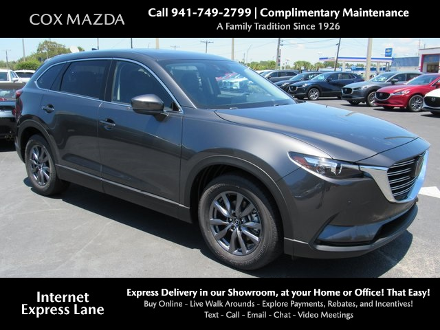 New 2020 Mazda CX-9 Touring FWD 4D Sport Utility