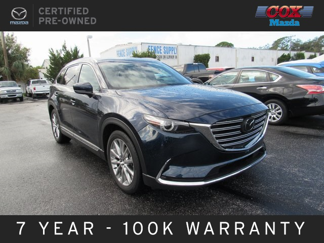 Certified Pre-Owned 2017 Mazda CX-9 Grand Touring