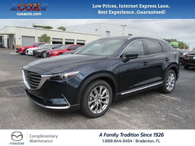 new 2017 mazda cx 9 grand touring 4d sport utility near. Black Bedroom Furniture Sets. Home Design Ideas
