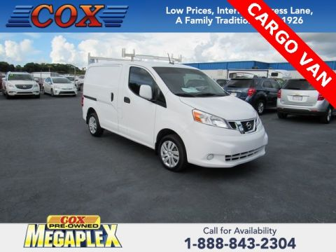 Pre-Owned 2015 Nissan NV200 S