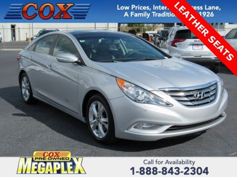 Pre-Owned 2012 Hyundai Sonata Limited FWD 4D Sedan
