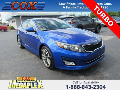 Pre-Owned 2015 Kia Optima SX