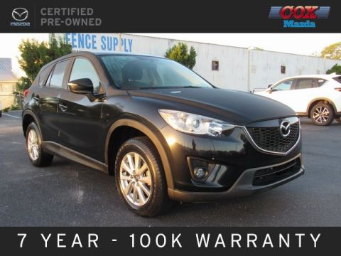 Certified Pre-Owned 2015 Mazda CX-5 Touring