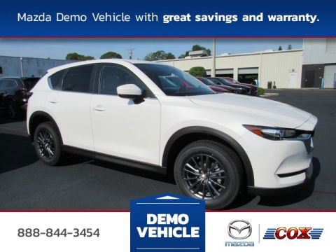 Certified Pre-Owned 2019 Mazda CX-5 Touring FWD 4D Sport Utility