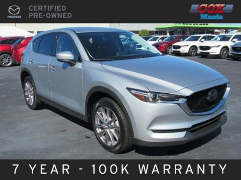 Certified Pre-Owned 2019 Mazda CX-5 Grand Touring FWD 4D Sport Utility