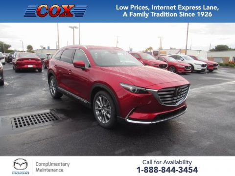 New 2019 Mazda CX-9 Grand Touring FWD 4D Sport Utility