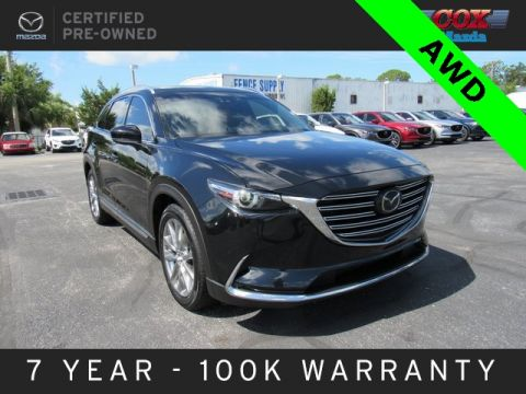 Certified Pre-Owned 2016 Mazda CX-9 Signature